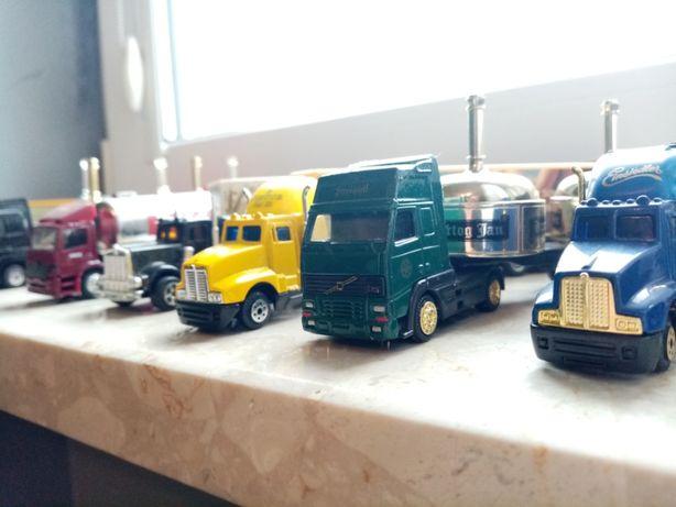 Kolekcjonerskie Ciężarówki (wszystkie)
