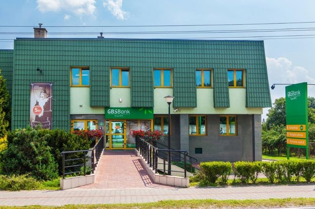 Wynajem lokalu biurowego - Bogdaniec