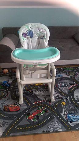 Krzesełko dziecięce 2w1