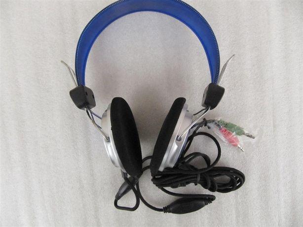 Проводная стерео гарнитура с микрофоном CD-37C0A для MP3, PC, новая