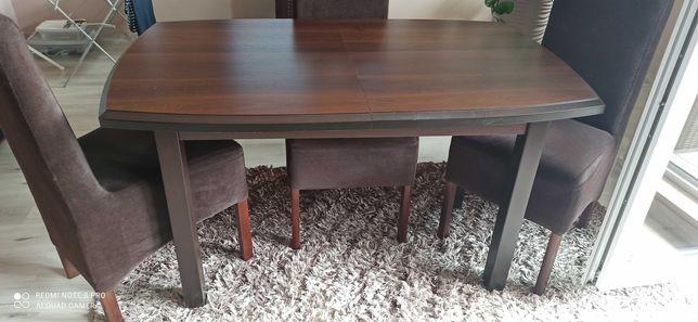 TANIO Stół i 4 krzesła