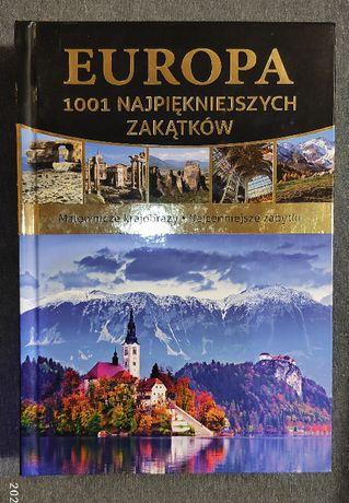 Europa - 1001 najpiękniejszych zakątków