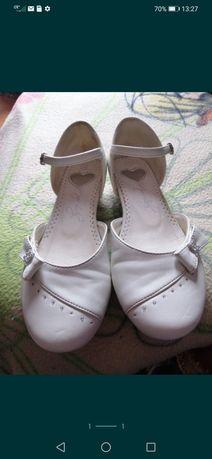 Oddam za darmo buty komunijne