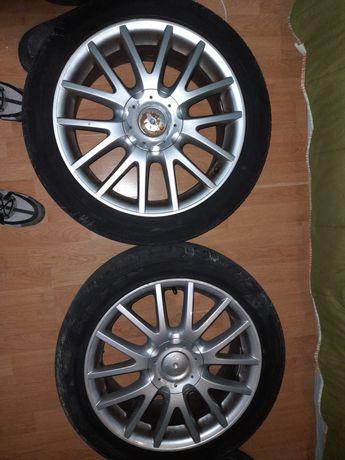 Jantes e pneus semi novos