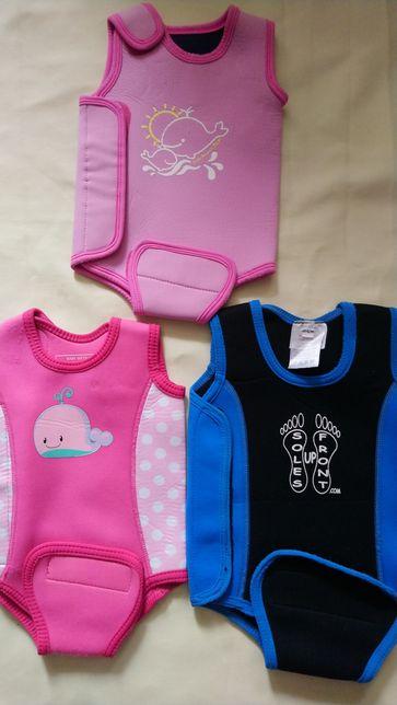 Детский гидрокостюм обертиш на 0-12 месяцев