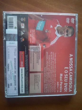 Benfica shirt DVD maxi Pereira