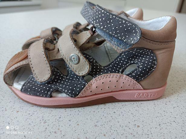 Buty dziecięce Bartek rozmiar 23 sandałki