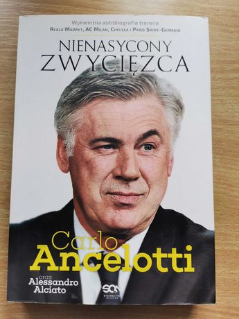Nienasycony zwycięzca Carlo Ancelotti