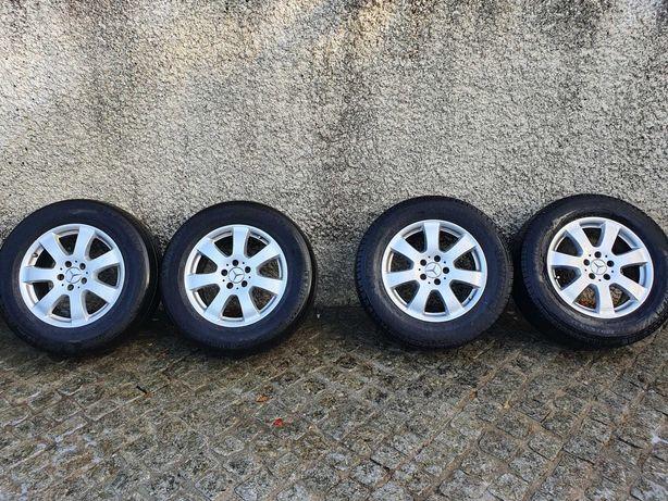 Jantes 17 Mercedes W164