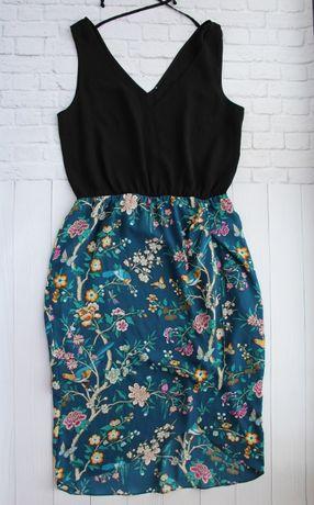 Шикарное фирменное платье сарафан OASIS 46-48pp