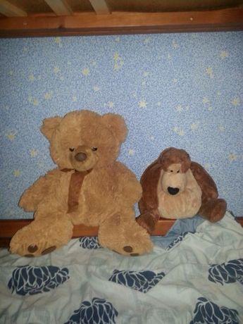 Медведь мягкий - плюшевый