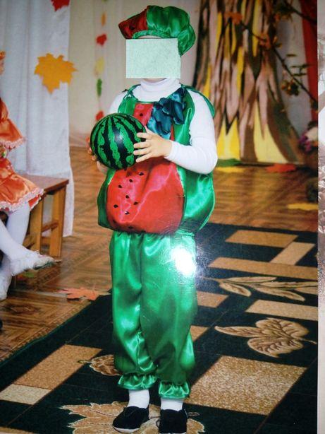 Прокат костюма для утреника Арбузик, Грибочек, Шмель, Муравей, Буряк.