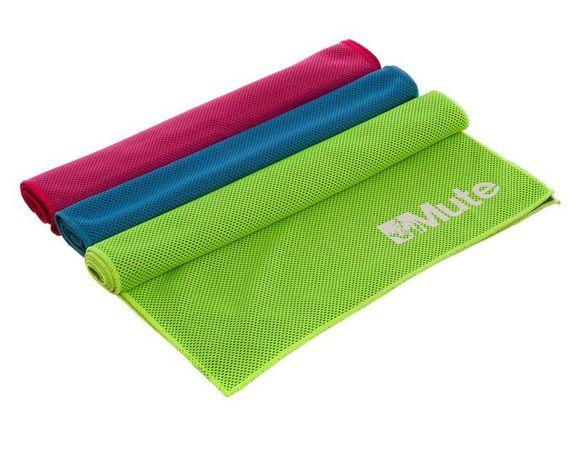 Рушник охолоджуючий для занять спортом MUTE. Полотенце охлаждающеещее