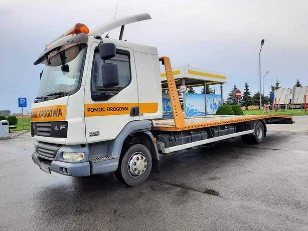 Autolaweta Pomoc drogowa Holowanie Laweta Transport INOWROCŁAW