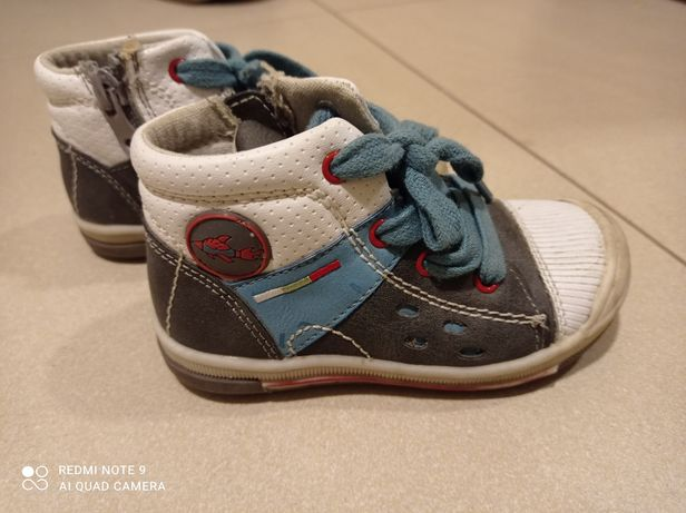 Buty chłopięce rozm 22