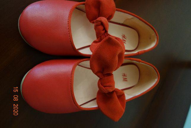Туфли HM 29р в прекрасном состоянии