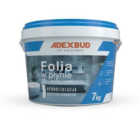 Folia w płynie 4,5 kg hydroizolacja zewnętrzna pod płytki ceramiczne