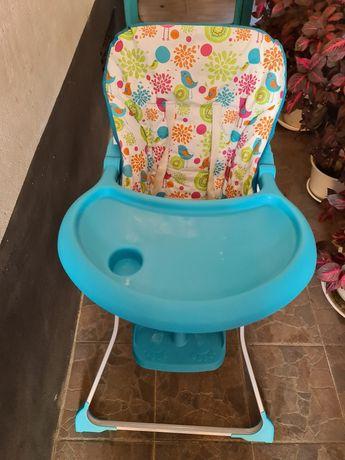 Cadeira de refeições para bebé