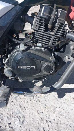 Продам мотоцикл Geon Pantera 150 (2015года выпуск).