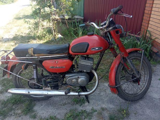 "Мотоцикл ""Минск"""
