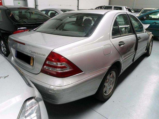 Peças Usadas Mercedes