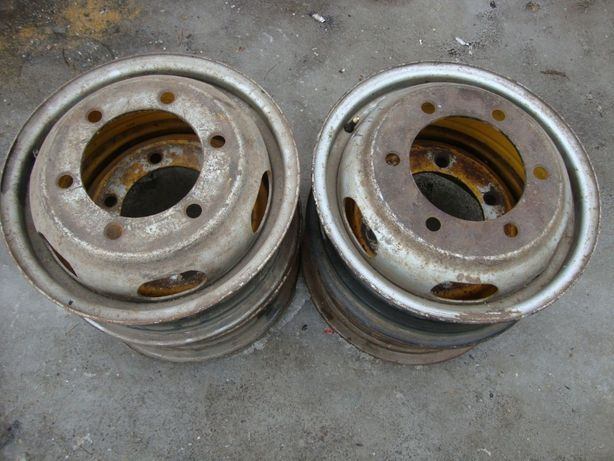 Диски колесные Mерседес Спрінтер R15 208-312-313-315-316 спарка