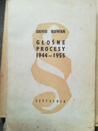 Głośne procesy - 44-55 - Rowan