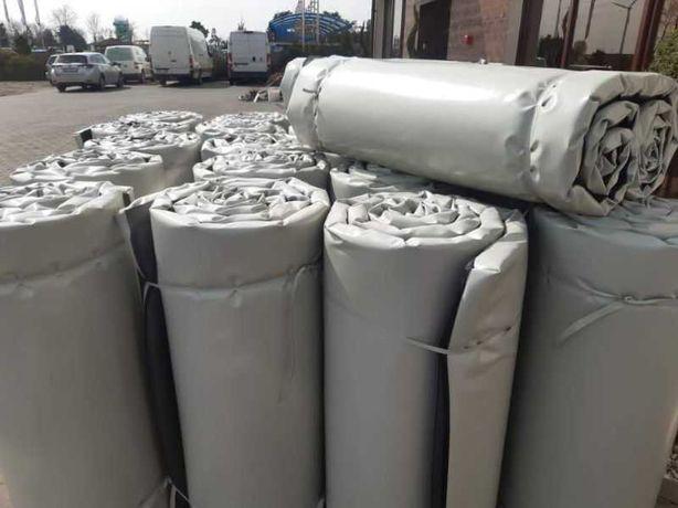Maty mata dezynfekcyjna mocna plandeka siatka PVC przejazdowa 80x400x5