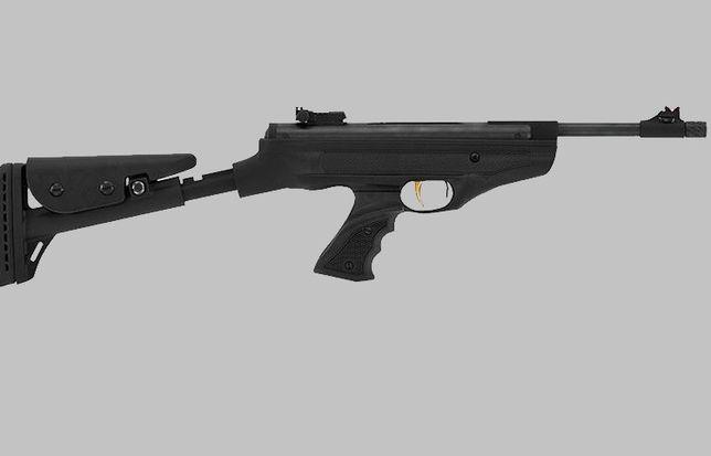 078 Pistolet wiatrówka Hatsan MOD 25 SUPERTACT VORTEX 4.5 5.5 mm