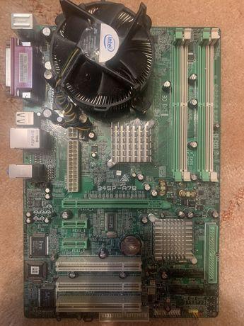 Материнская плата BIOSTAR 945P-A7B