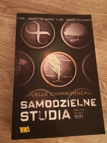 Książka Samodzielne studia Joelle Charbonneau
