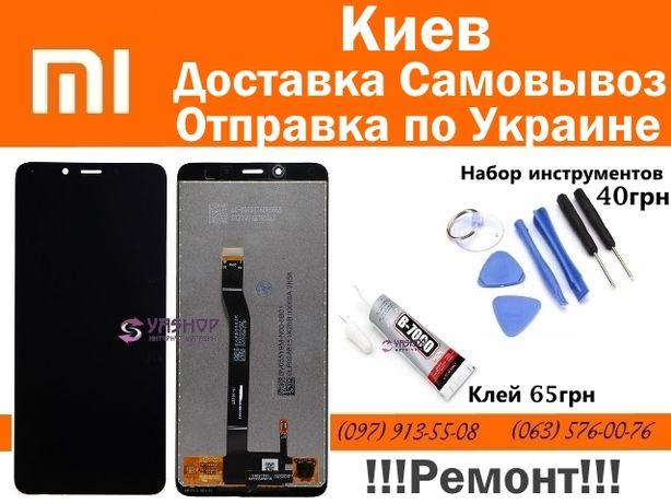 Дисплей Экран модуль Xiaomi redmi 4x 5 6 6a redmi 7 note с сенсором