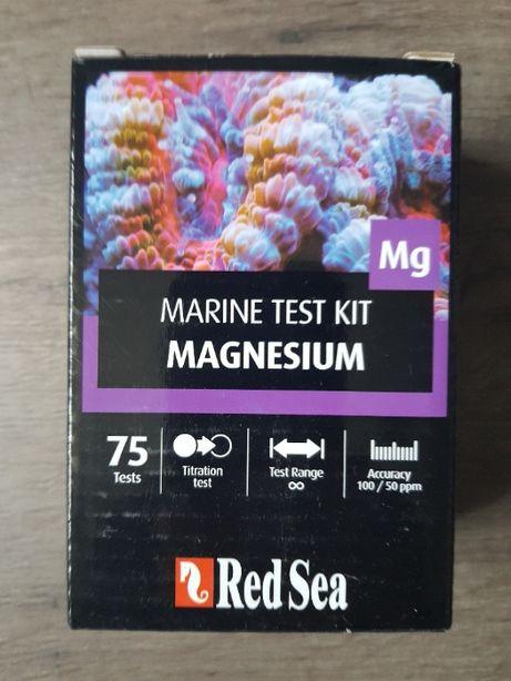 Red Sea test MCP MG (75 testów)