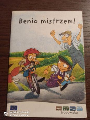 Książka Benio Mistrzem
