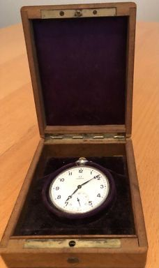 Relógio bolso Omega