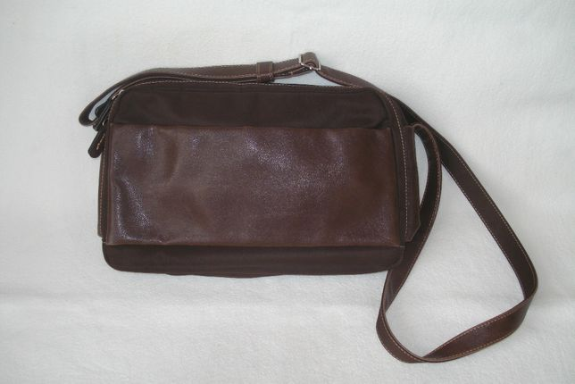 David jones оригинал кожаная сумка/кроссбоди 100% натуральная кожа, те
