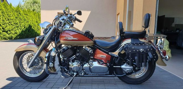 Yamaha Drag Star Clasic XVS 650