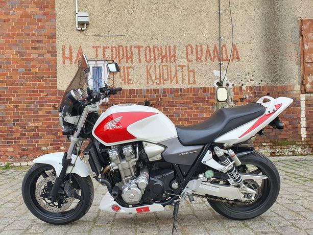 Honda CB 1300 Naked .2004r. Oryginał lakier // sport wydech