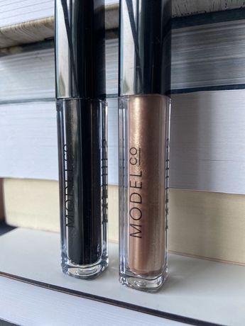 ModelCo Metallic Eyeshadow Metaliczne cienie
