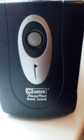 Источник бесперебойного питания Mustek 600 USB