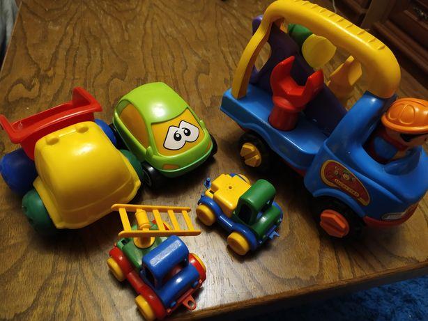 Машинки дитячі одним лотом