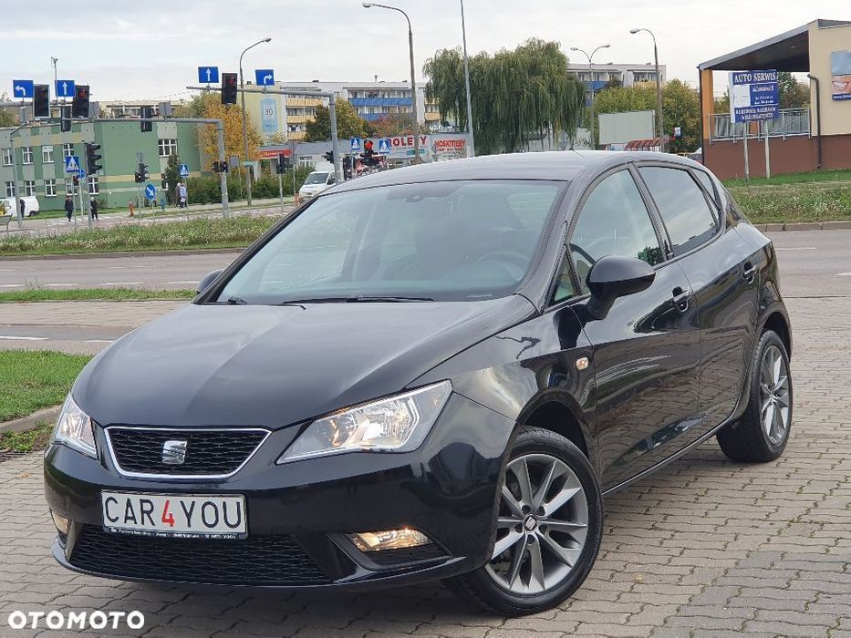 Seat Ibiza Lift 1.4 Benz.86km,Model 2015r.Wersja I Межигорцы - изображение 1