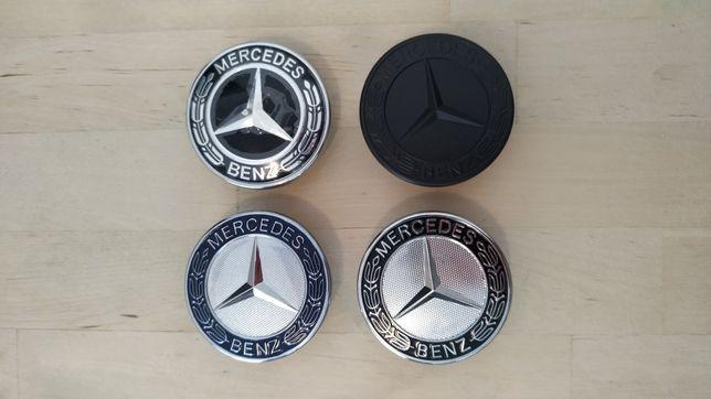 Símbolos Mercedes Benz para o capot