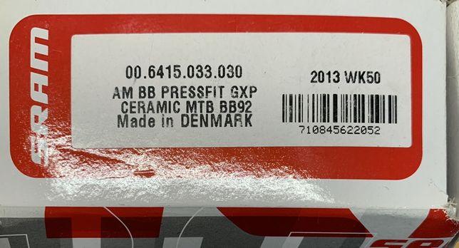 Каретка Sram gxp pressfit ceramic MTB bb92