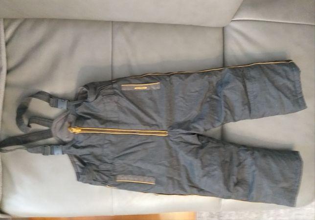 Spodnie zimowe narciarskie Coccodrillo rozmiar 98