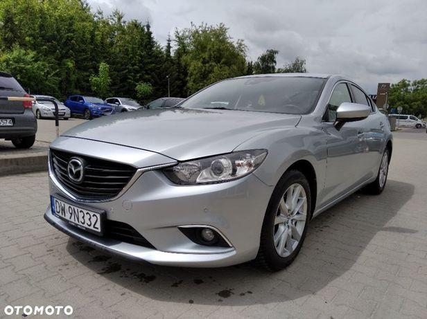 Mazda 6 Sedanbenzynanaviaso Dealer Mazdasalon Polskafaktura