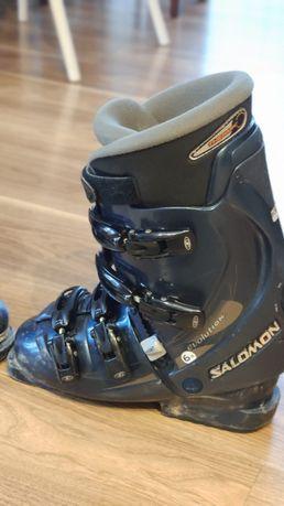 Buty narciarskie Salomon Evolution 25.5 (40) damskie
