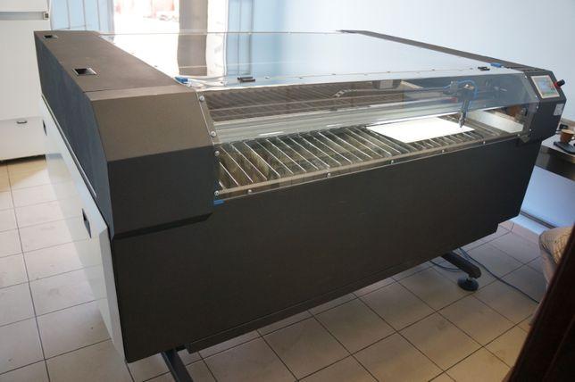 Лазерный станок 1600х1000 120Вт чпу (cnc) СО2 лазер, гравер,