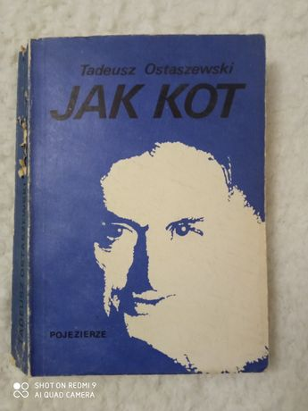 Jak kot. Tadeusz Ostaszewski
