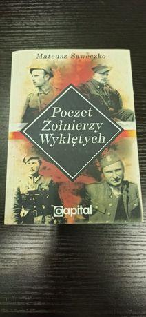 Poczet żołnierzy wyklętych - Mateusz Saweczko - Tanio nowa